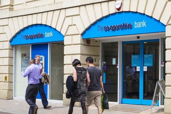 PRA bans former Co-op Bank CEO