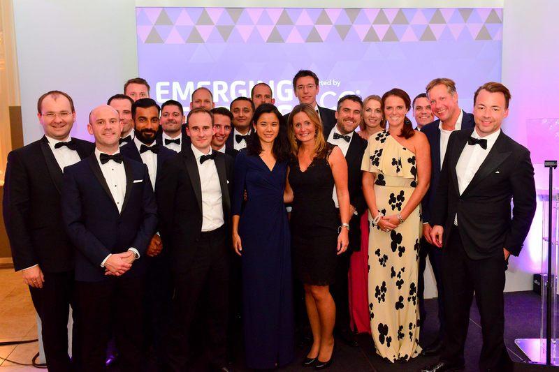 Emerging leaders celebrate success in M&A space