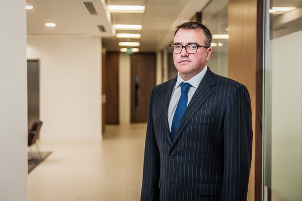Access all areas: Hugh Fitzpatrick of Shawbrook Bank