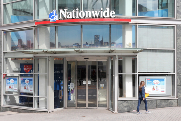 Nationwide axes early settlement charge on personal loans