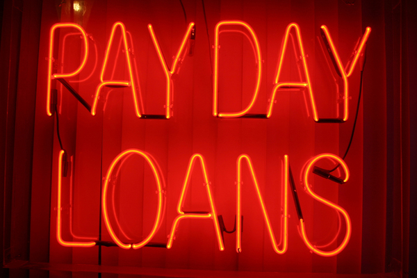 Voice of the payday lending industry steps down