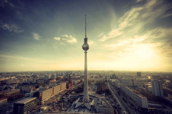 It's Berlin vs London for the fintech champion title