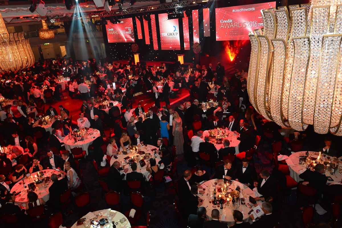 The Credit Awards at Grosvenor House