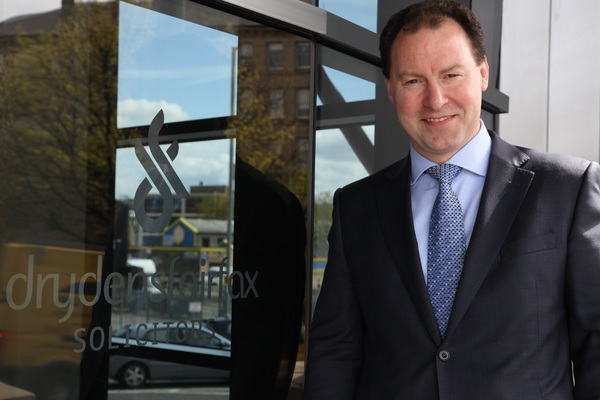 Philip Holden, executive chairman of drydensfairfax solicitors