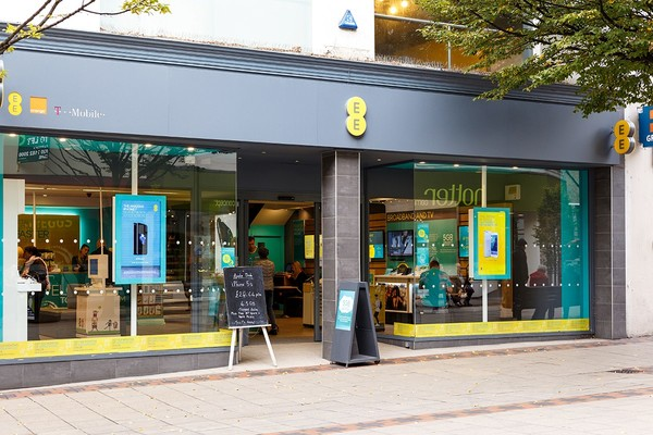 "EE fined £2.7m for ""careless"" overcharging blunders"