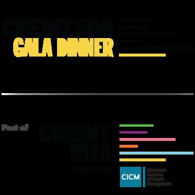 Credit 500 Gala Dinner- part of Credit Week