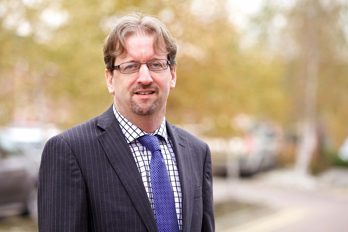 Julian Winfield of Hoist Finance UK