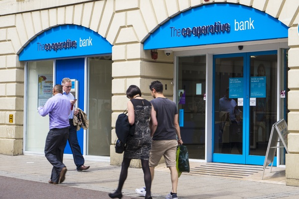 """Co-op Bank up for sale amid """"significantloss"""""""