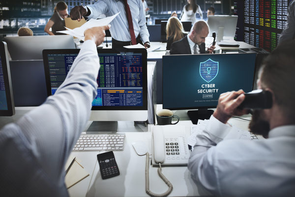 Cyber attacks on financial services firms increased fivefold in 2018