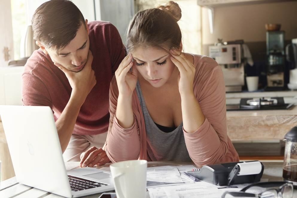 Unsecured personal debt is outweighing Brits income