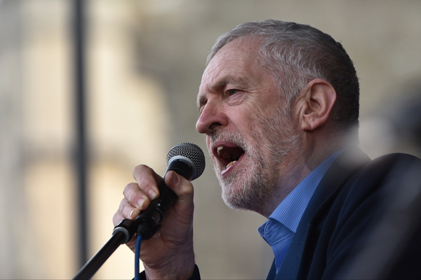 Corbyn: 16-year-olds should earn minimum of £10 an hour