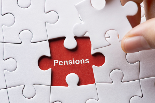 Pensions hints from David Gauke?