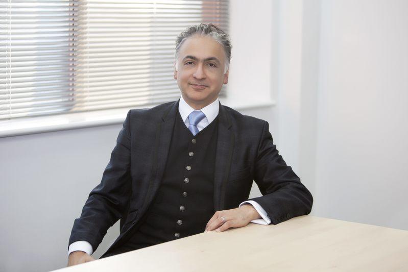 Najib Nathoo, regional director for west Europe at debt purchaser Hoist Finance