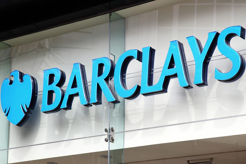Barclays sees forbearance fall £85m