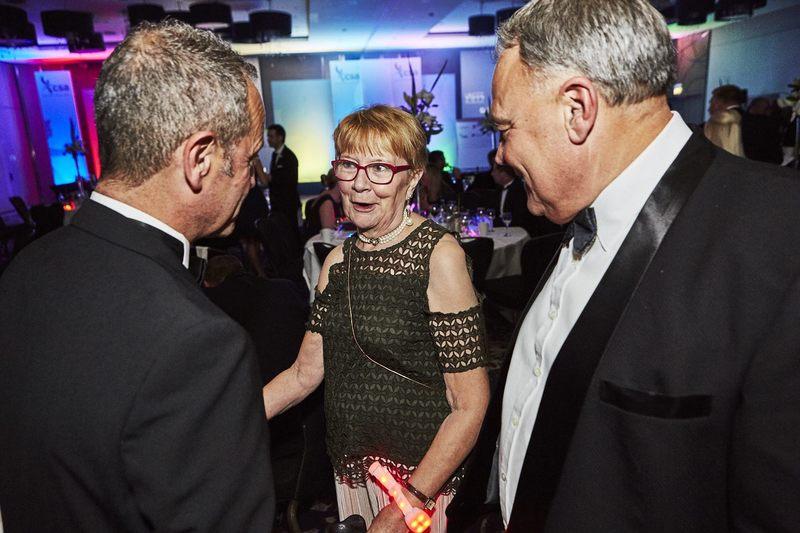 Former CSA board member awarded honorary membership