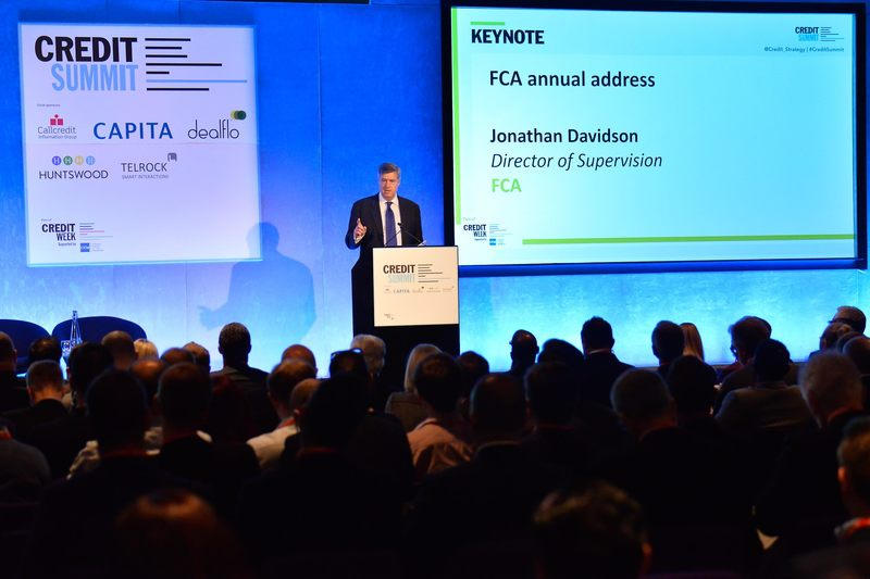 Jonathan Davidson, director of supervision – retail and authorisations, at the FCA