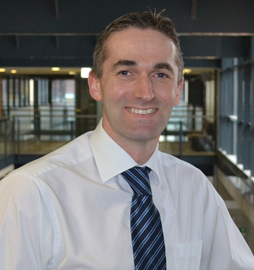 Ian Hodson - Head of Reward, University of Lincoln