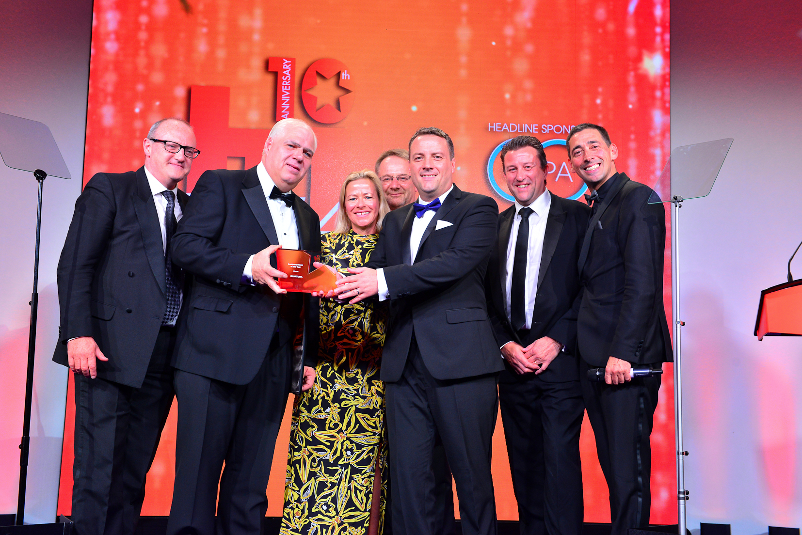 Winners TRI 2017 - 18