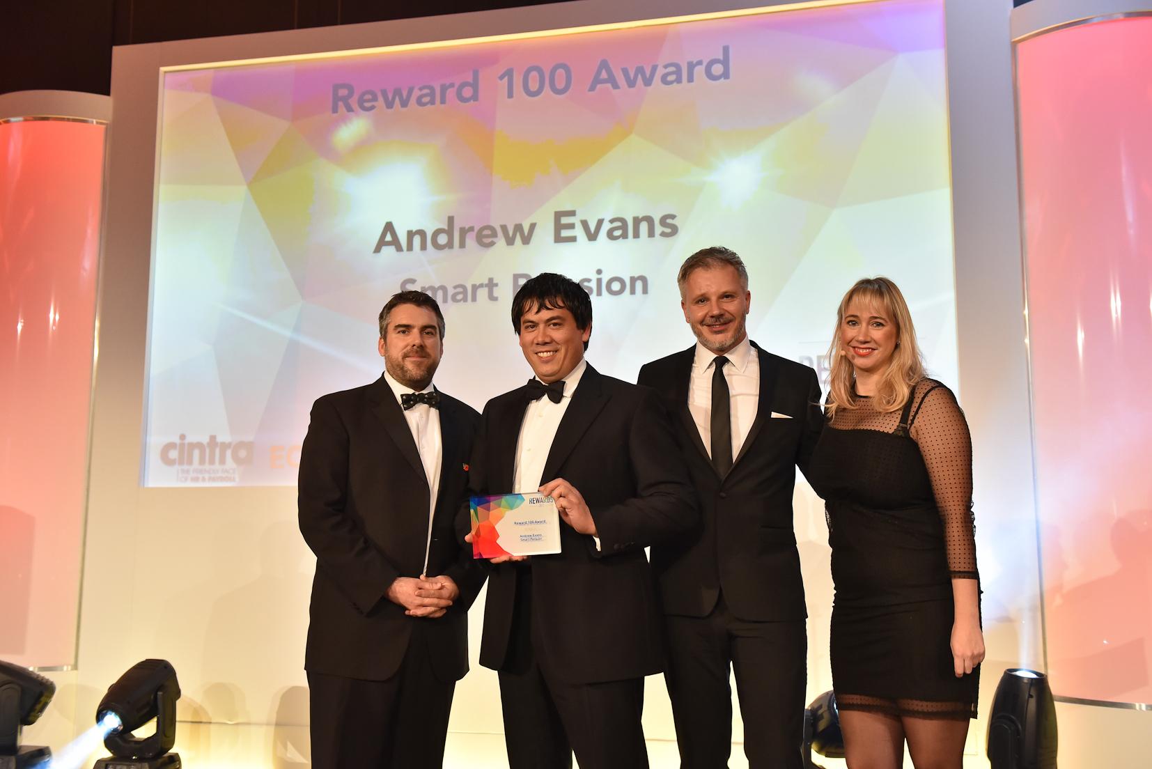 Winners 2017 - 19 Reward 100