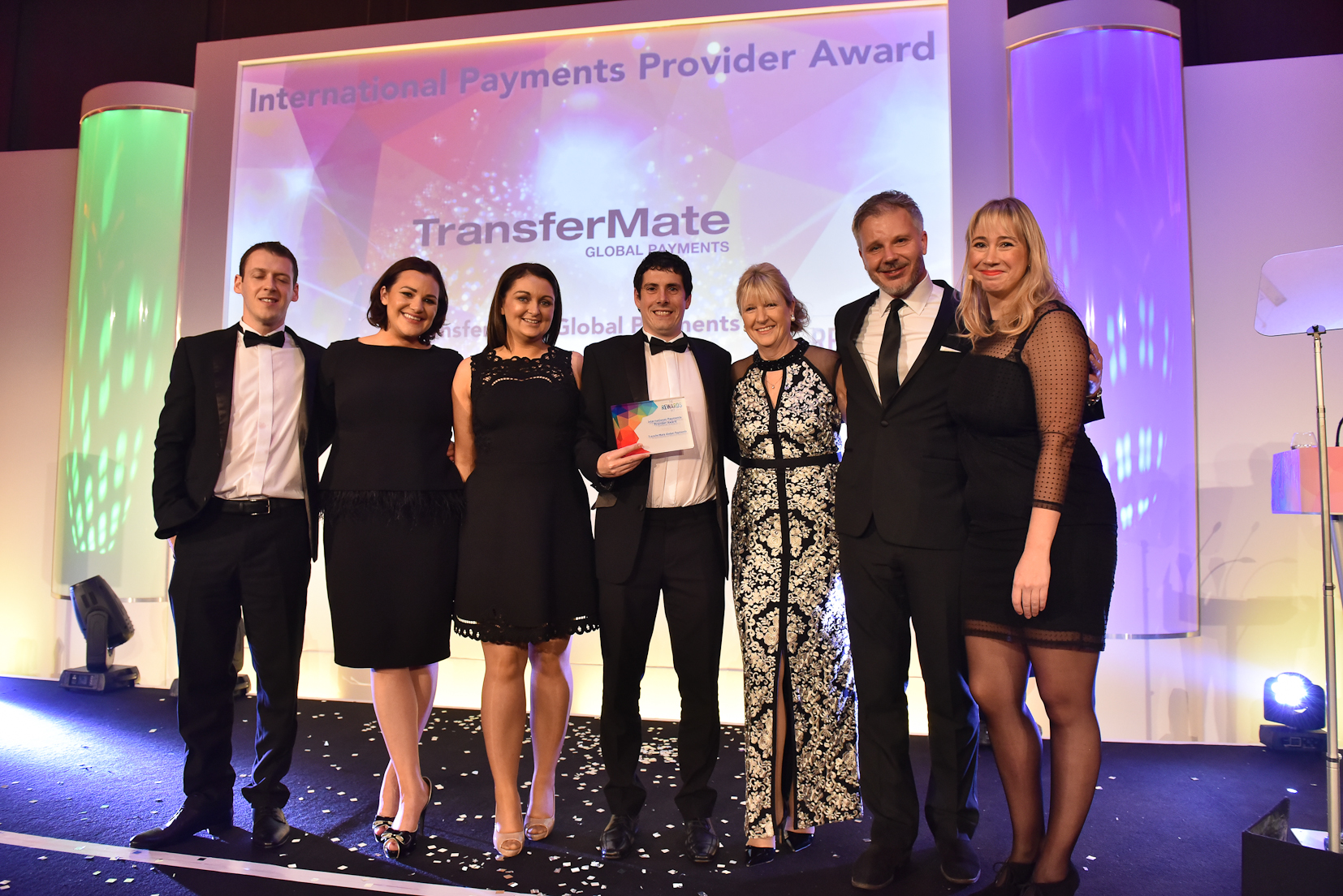 Winners 2017 - 8 International Payments Provider Award