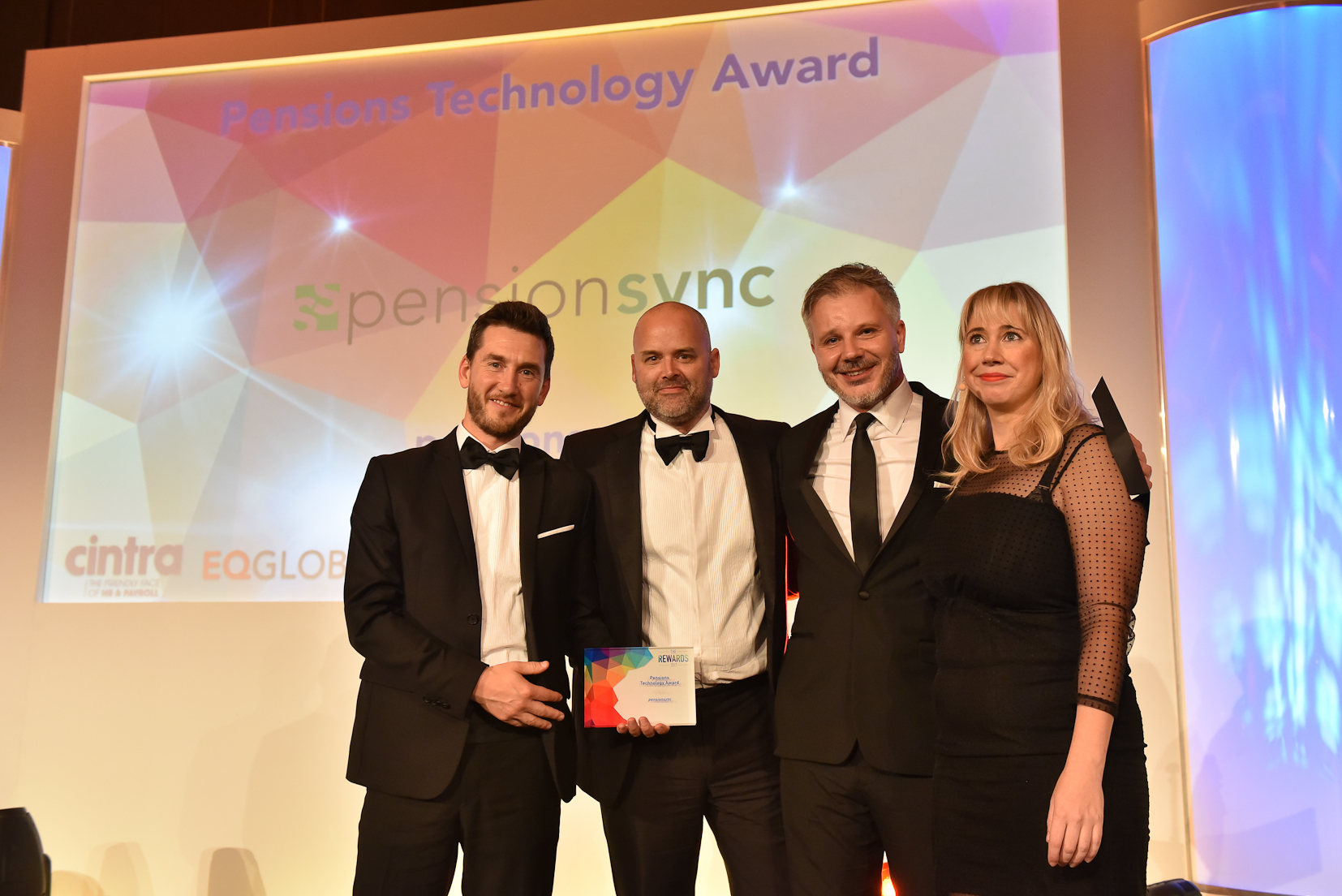 Winners 2017 - 12 Pensions Technology Award