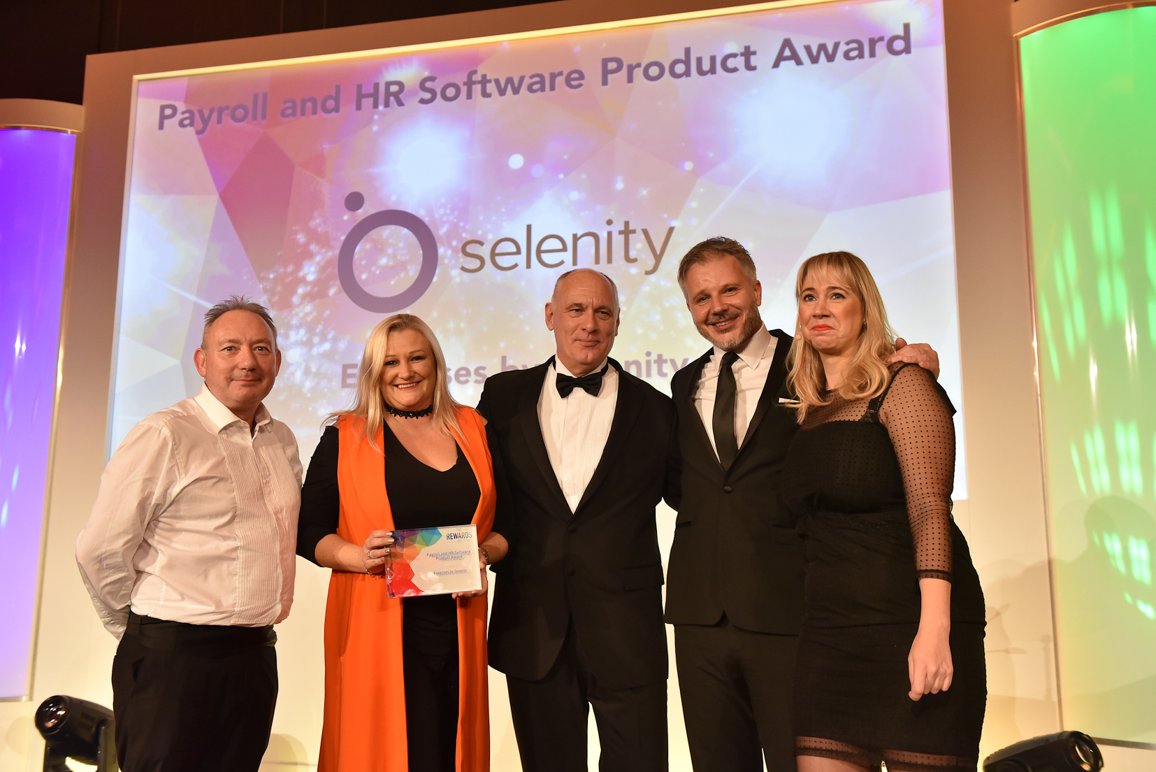 Winners 2017 - 11 Payroll and HR Software Product Award
