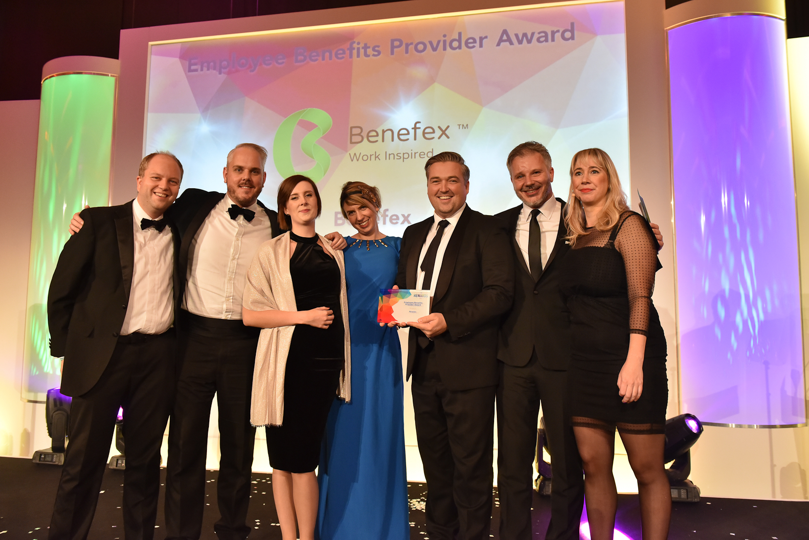 Winners 2017 - 6 Employee Benefits Provider Award