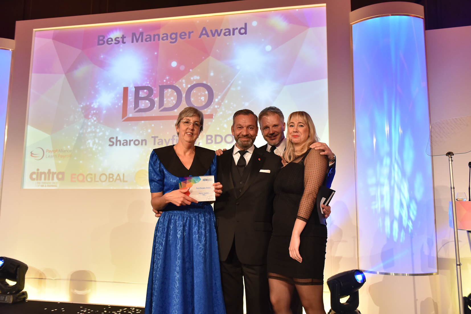 Winner 2017 - 4  Best Manager Award - sponsored by The Learn Centre