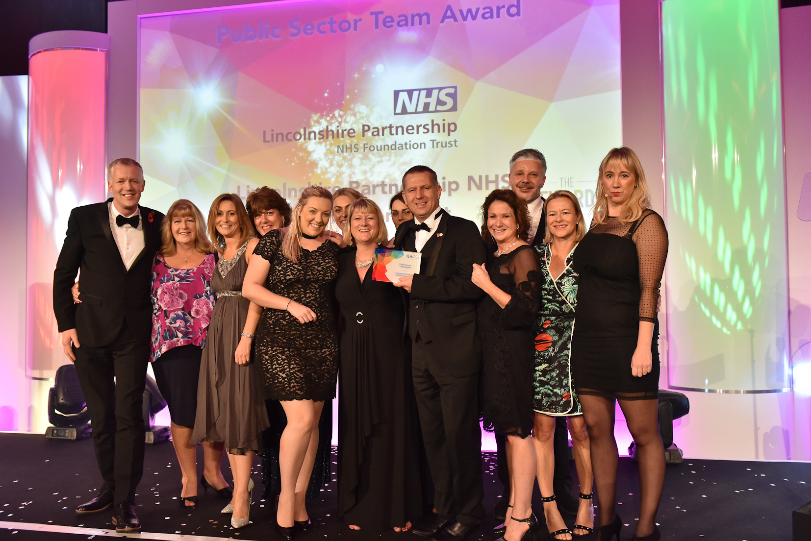 Winners 2017 - 13  Public Sector Team Award