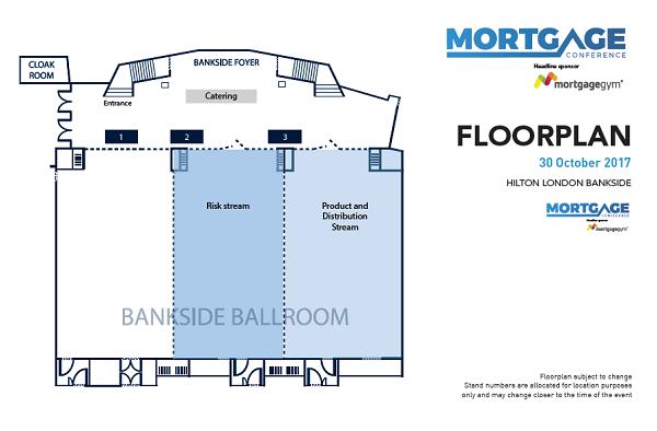 Mortgage Floorplan