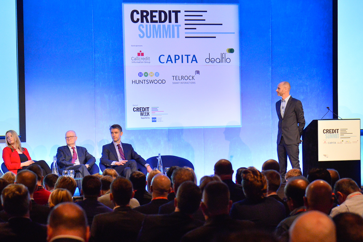 Credit Summit – three conferences revealed