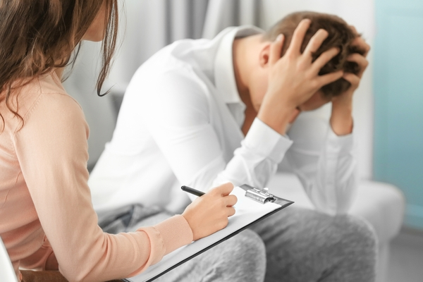 1 in 6 workers are thought to be dealing with a mental health problem