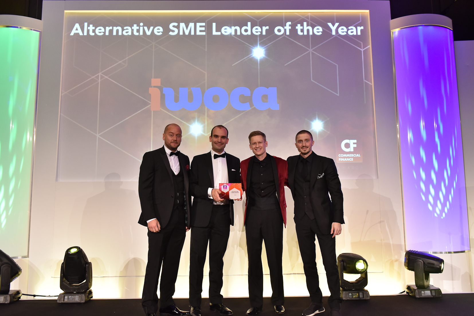 Comm Fin Awards 1 Alternative SME Lender of the Year