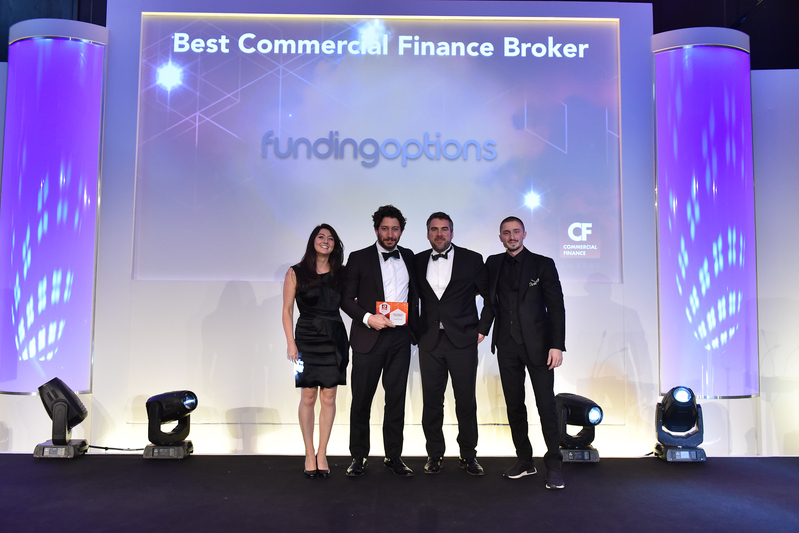 Comm Fin Awards 4 Best Commercial Finance Broker