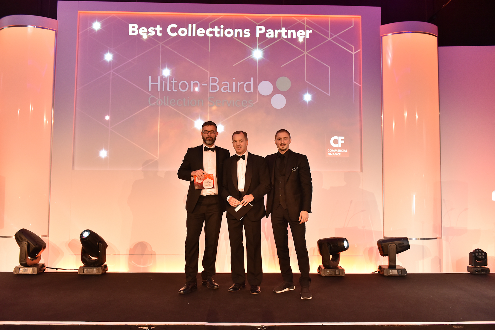 Comm Fin Awards 3 Best Collections Partner