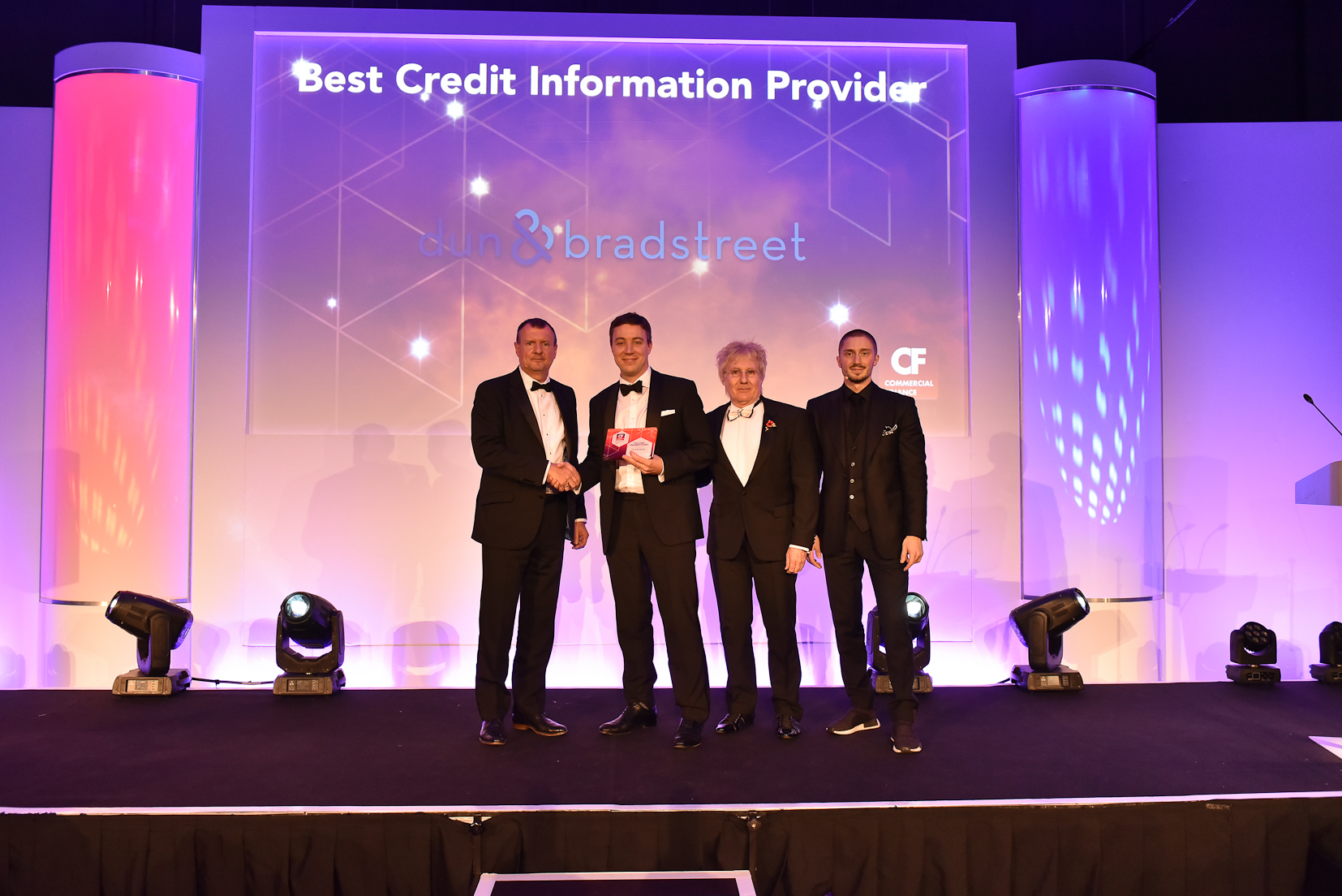 Comm Fin Awards 6 Best Credit Information Provider