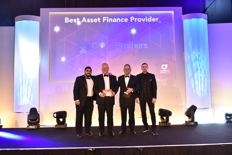 Comm Fin Awards 2 Best Asset Finance Provider