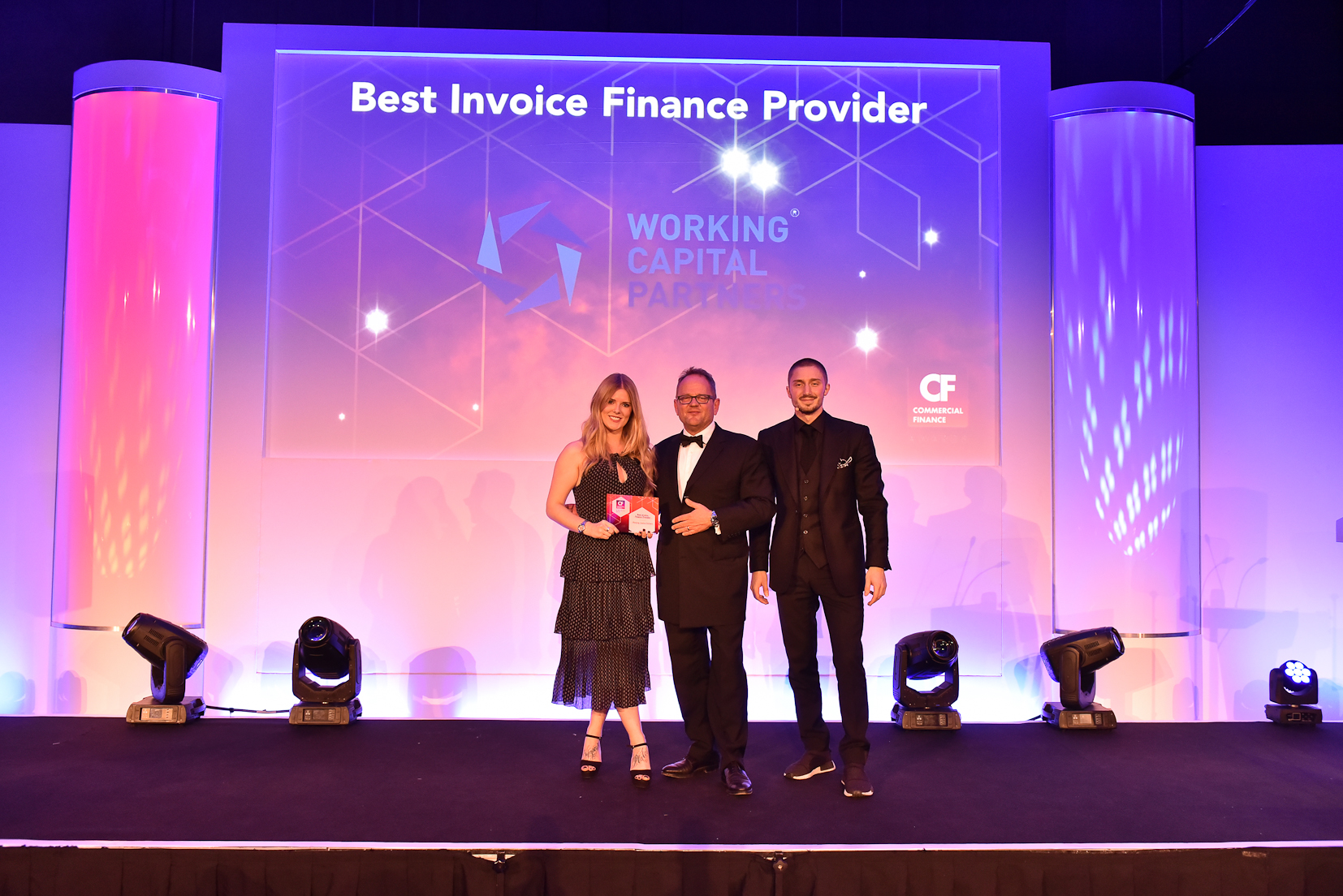 Comm Fin Awards 7 Best Invoice Finance Provider