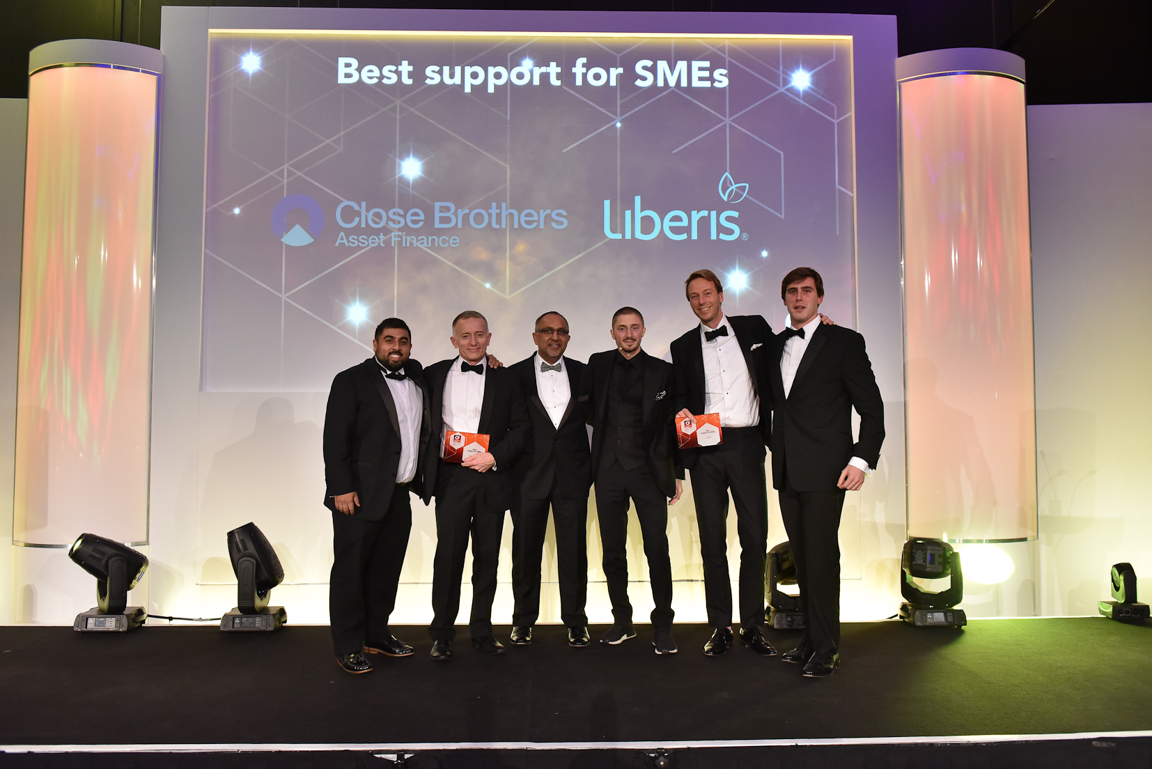 Comm Fin Awards 9 Best Support for SMEs