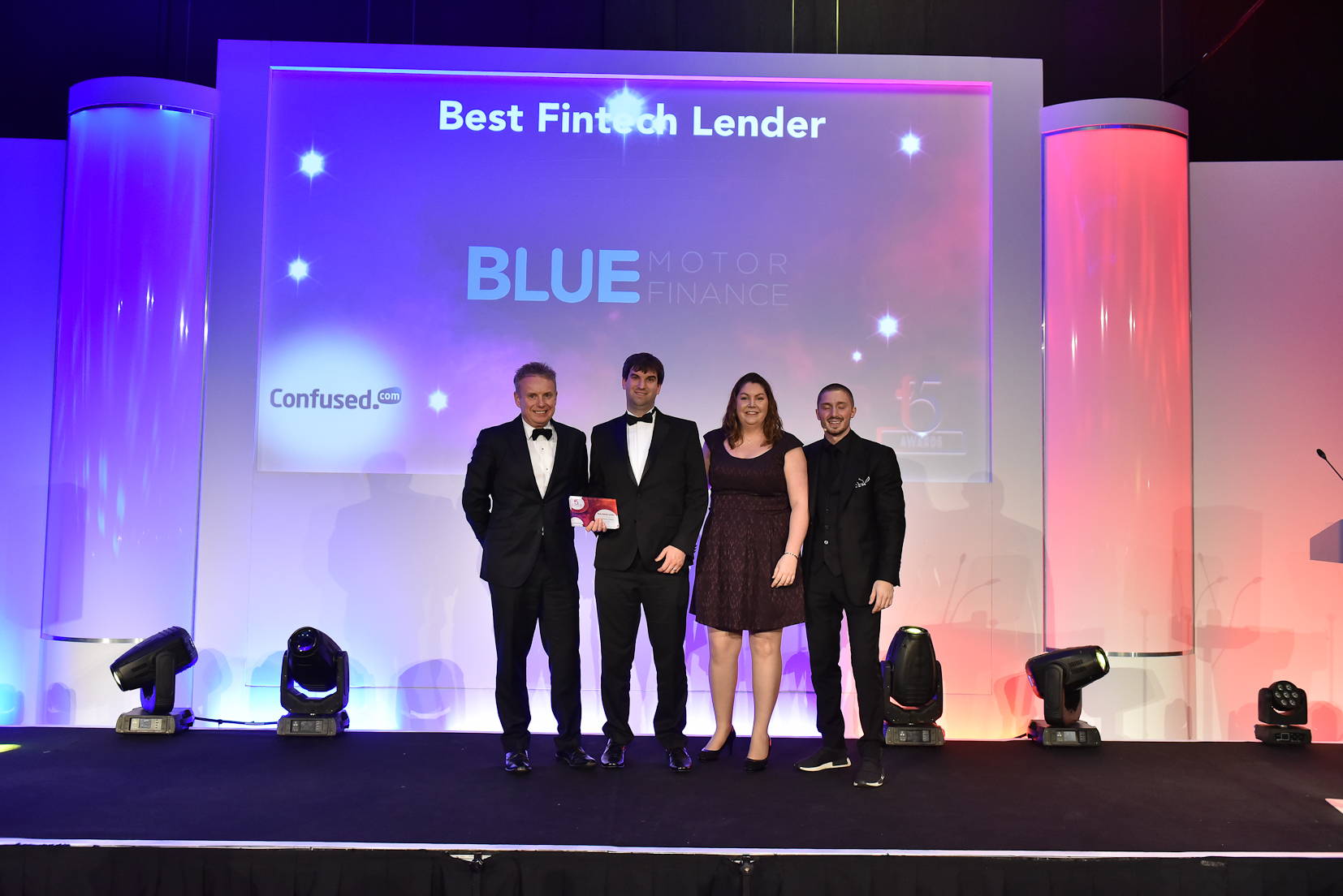 Winners F5 2017 - 2 Best Fintech Lender