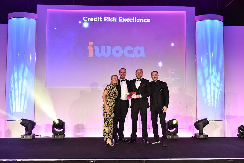 Winners F5 2017 - 5 Credit Risk Excellence