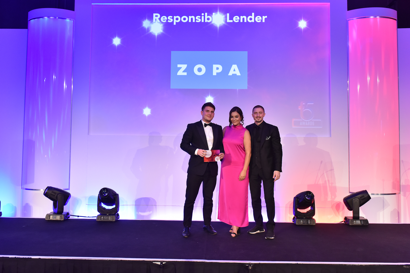 Winners F5 2017 - 10 Responsible Lender