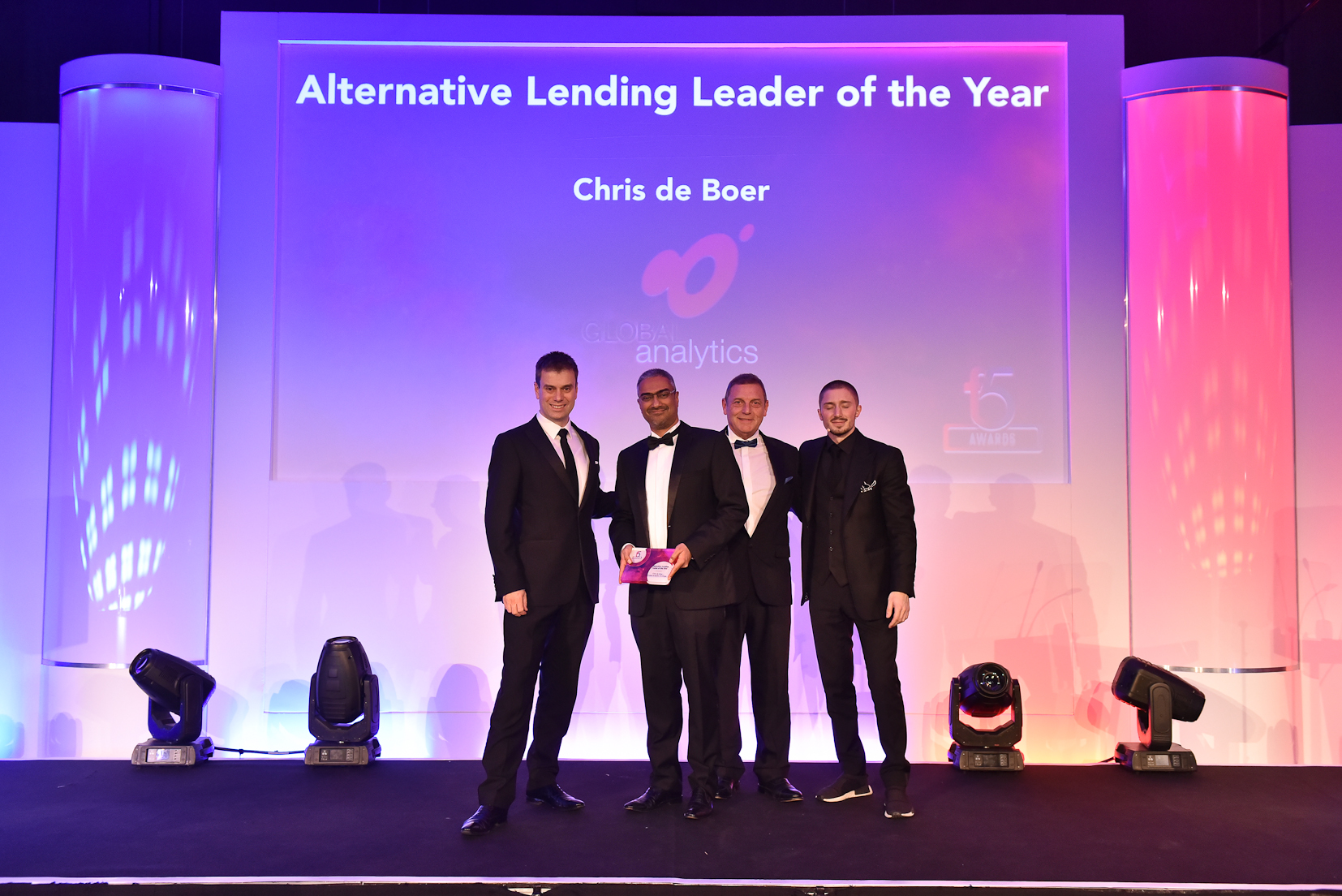 Winners F5 2017 - 11 Alternative Lending Leader of the Year