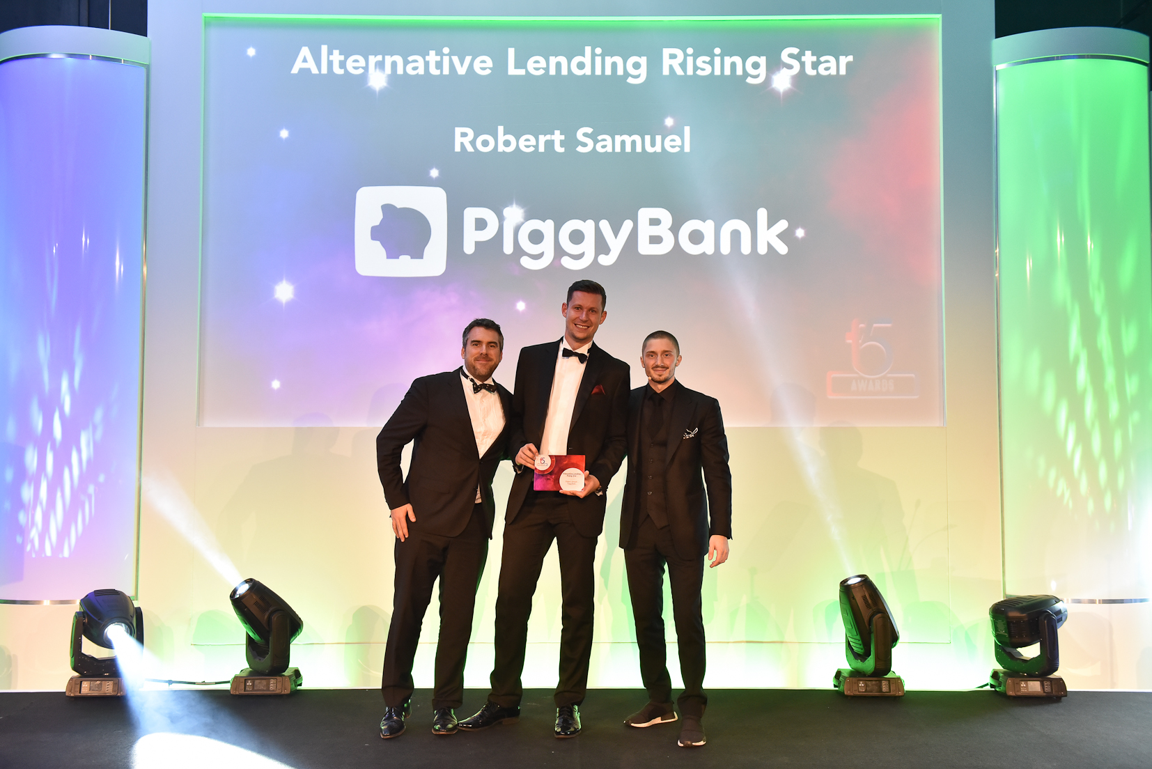 Winners F5 2017 - 12 Alternative Lending Rising Star