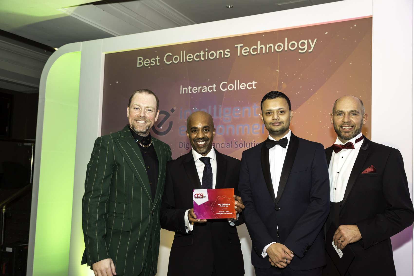 Winners CCS 2017 - 1 Best Collections Technology