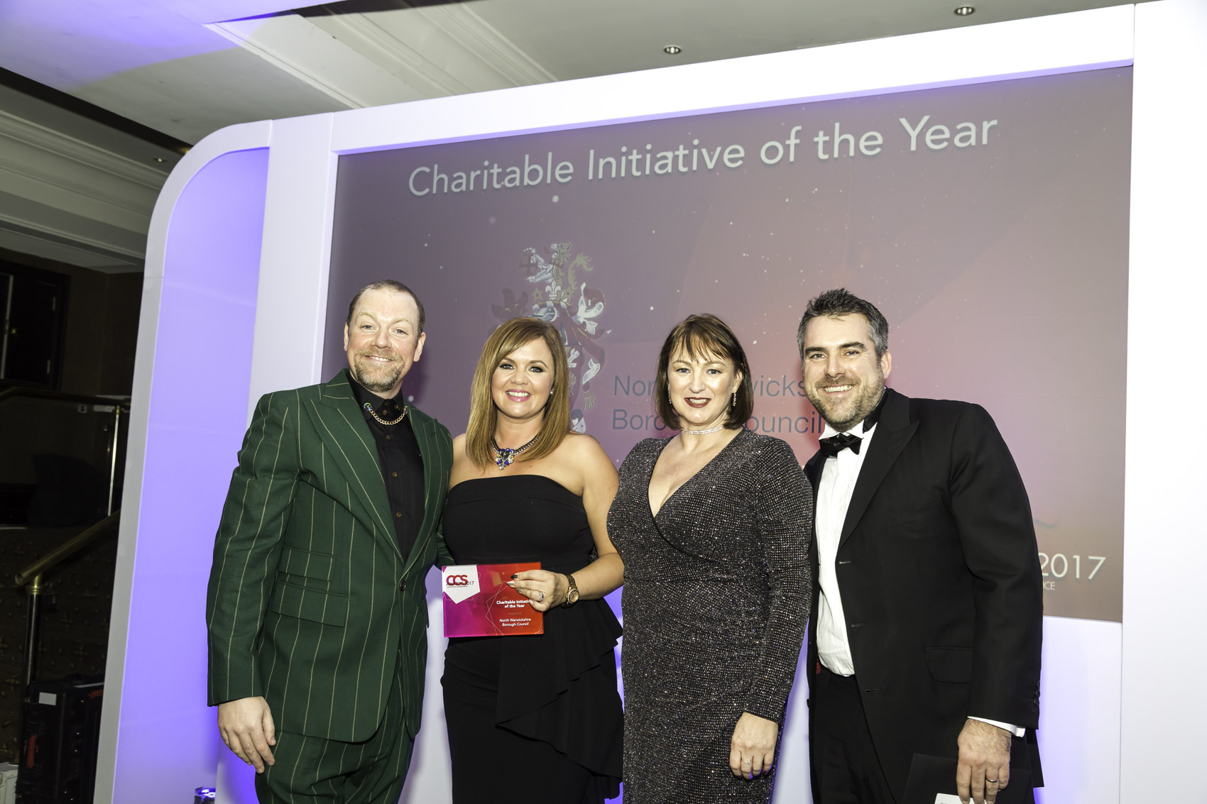 Winners CCS 2017 - 2 Charitable Initiative of the Year