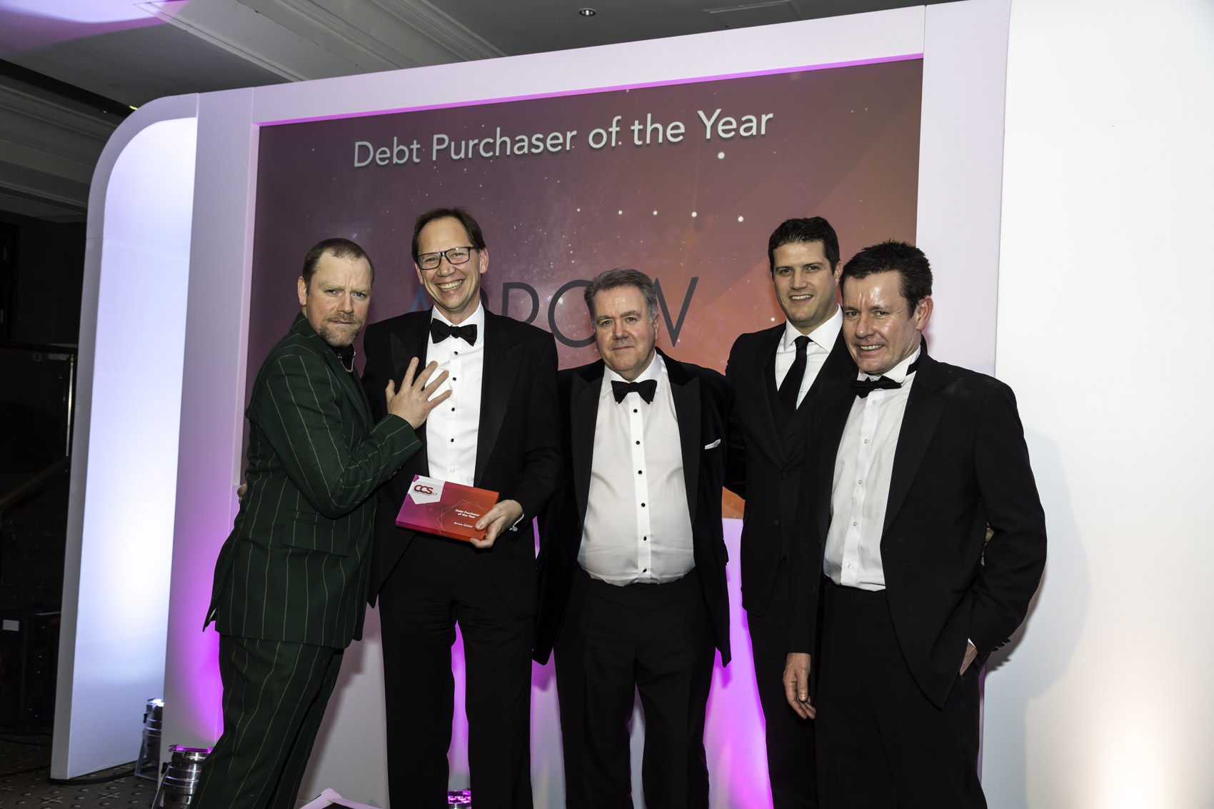 Winners CCS 2017 - 5 Debt Purchaser of the Year