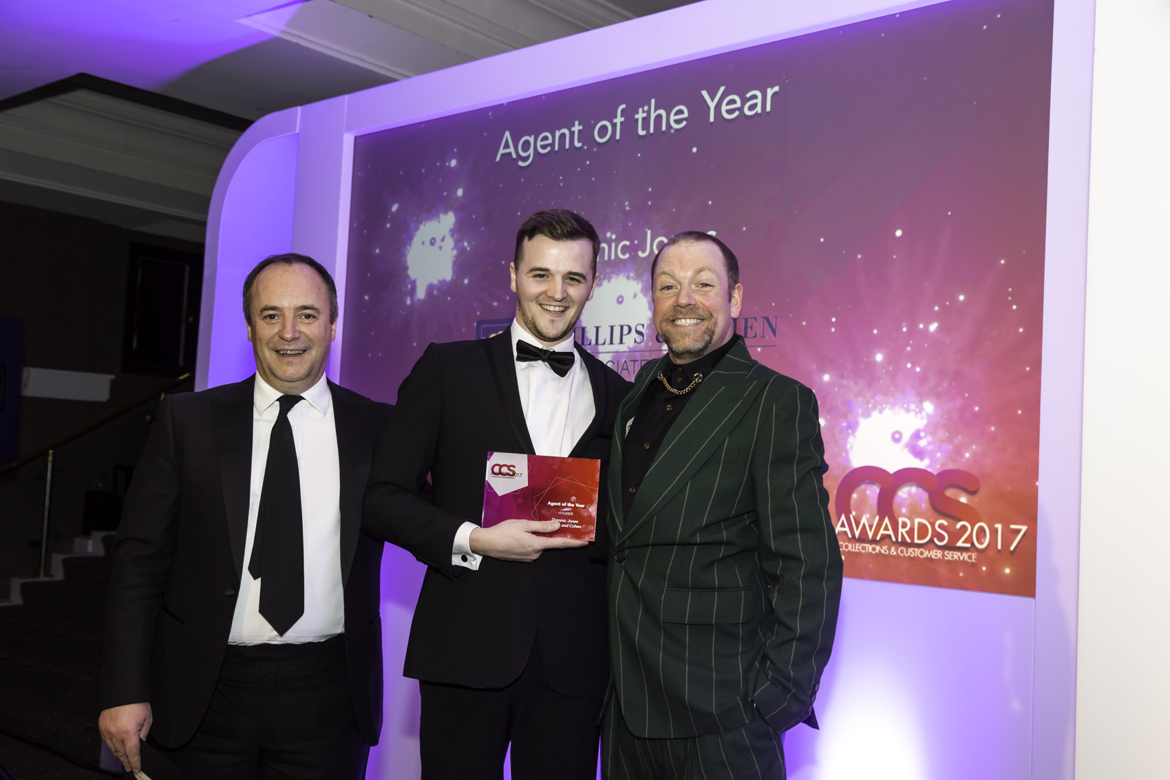 Winners CCS 2017 - 6 Agent of the Year