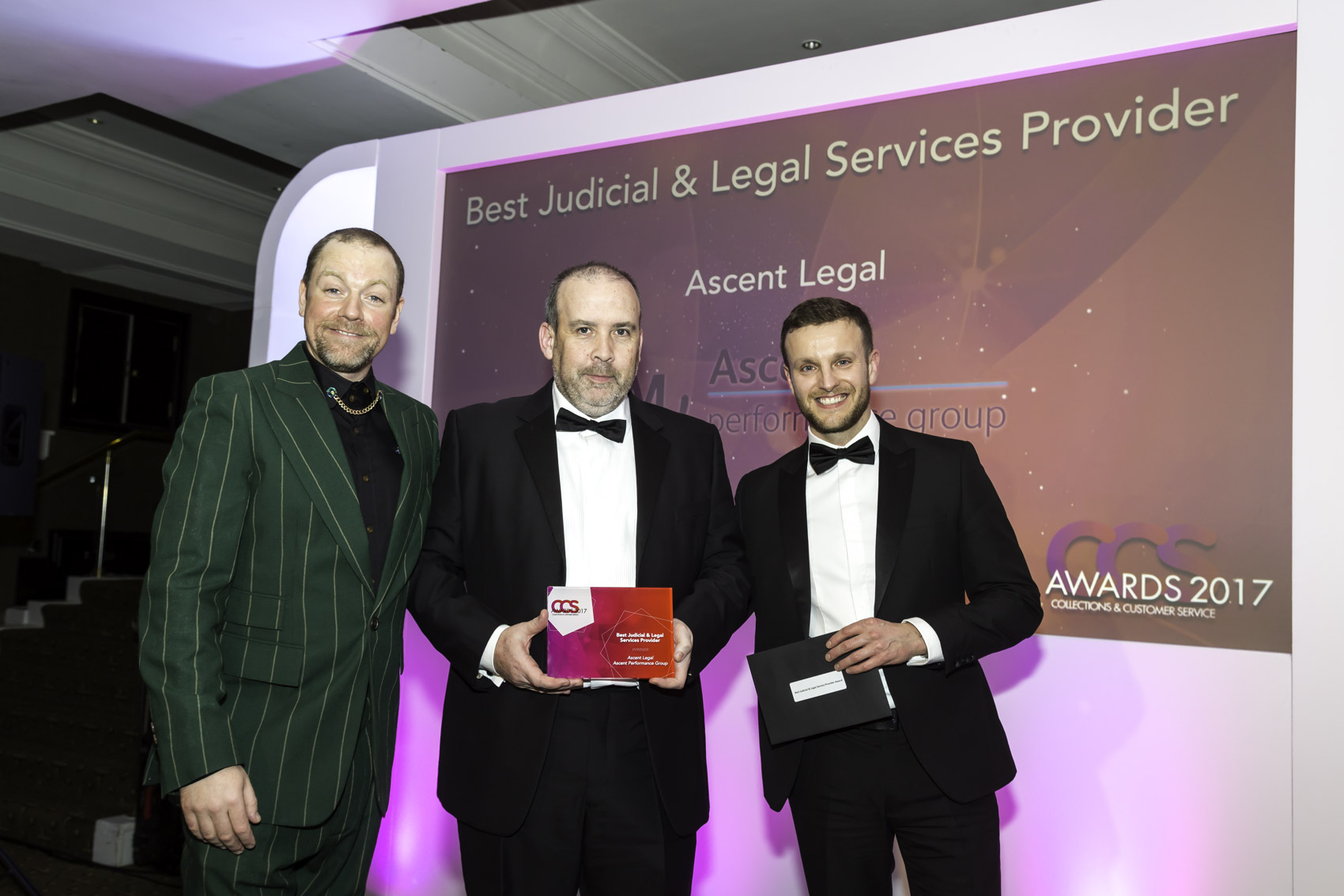 Winners CCS 2017 - 7 Best Judicial & Legal Services Provider