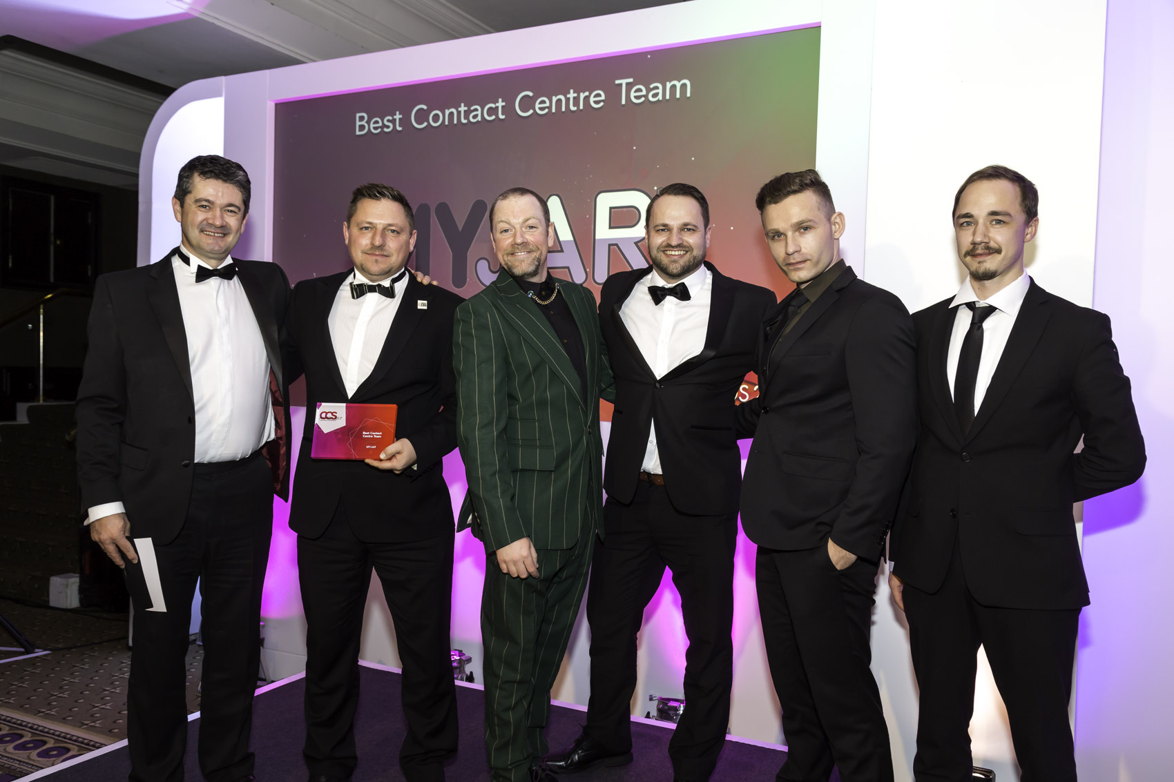 Winners CCS 2017 - 9 Best Contact Centre Team